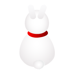Rabbit Back-256