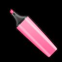 Marker Stabilo Pink-128