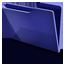 TFolder Blue Icon
