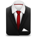 Red Tie Suit-128