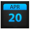 Calendar ice-128