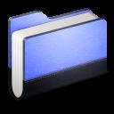 Library Blue Folder-128