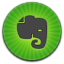 Evernote Round icon