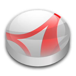 Adobe Reader 7 Puck Icon Download Puck Icons Iconspedia
