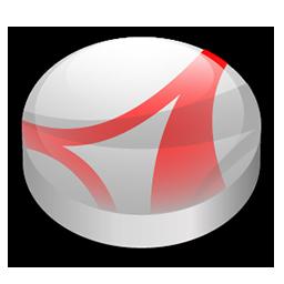 Adobe Reader 7 puck