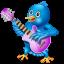Twitter singer icon