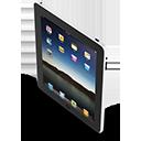 New iPad Black-128