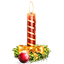 Holiday Candle Icon