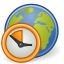 Gnome Timezone icon
