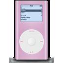 iPod Mini 2G Pink