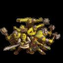Shrek Army-128