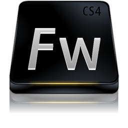 Adobe Fireworks CS4 Black