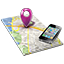 Map iPhone Icon
