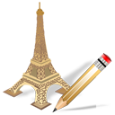 Eiffel Tower Write-128