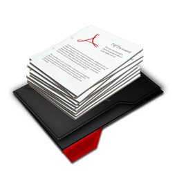 My Documents Pile Red
