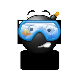 Goggles Smile