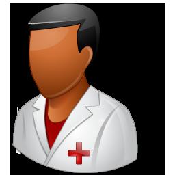 Nurse Male Dark