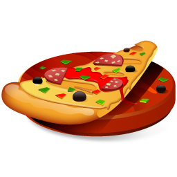 Pizza Icon Download Desktop Buffet Icons Iconspedia