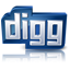 Digg high detail icon