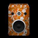 Speaker Flower-128