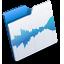My Music Folder icon