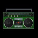Boombox Green-128