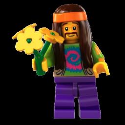 Lego Hippy