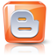Blogger high detail icon