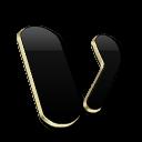 Microsoft Visio Black and Gold-128