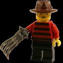 Lego Freddy Krueger-128