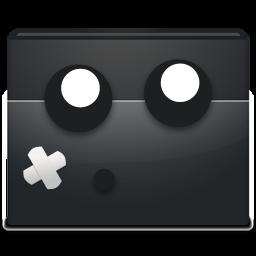 Black Folder Isaac