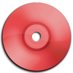 Cd DVD Red