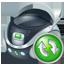 Boombox Refresh Icon