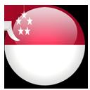Singapore Flag-128