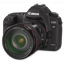 Canon 5D side icon