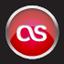 Chrome Lastfm icon