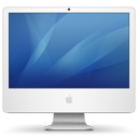 iMac with iSight 24 Inch-128
