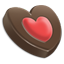 Chocolate Heart icon