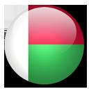 Madagascar Flag-128