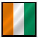 Cote Divoire Flag-128