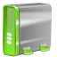 Hard Drive green icon