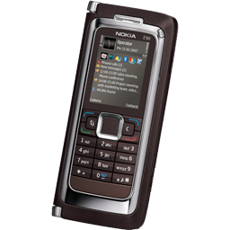 Nokia E90 front