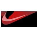 Nike red logo-128