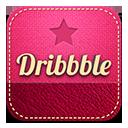 Dribbble retro-128