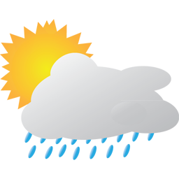 Sunny Rain weather