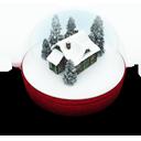 Xmas Snow Globe-128
