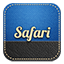 Safari retro icon