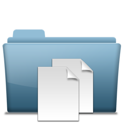 Folder Documents Icon Download Leomx Icons Iconspedia