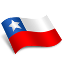 Chile Flag-128