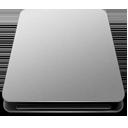 Removable slick drive-128
